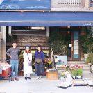 毎月最終金曜日に東区のお花のアトリエで、マーケット「葵花市場」が開催に