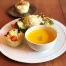 西荻窪駅10分のカフェ「trim」で体と心に優しい美味しいランチとスイーツを