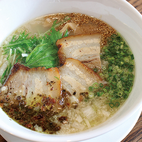 【New Open】平日ランチセットもお勧め!和食料理人が作るラーメン「麺屋okada」