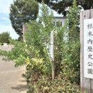 ここはかつて城だった!戦国時代を物語る「根木内歴史公園」を訪れる。