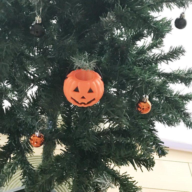 ハロウィンにツリーが新定番!?「ハロウィンツリー」