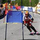 町の中を選手が滑走!? 日本初インラインアルペン世界選手権 inさいたま