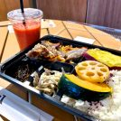 【新橋】旬の野菜たっぷり八百屋のお弁当が550円!「旬八キッチン&テーブル」
