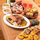 手軽に作れるホームパーティーメニューと地元産野菜を紹介