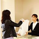 【大阪】不用な衣料品が百貨店で使えるお買い物券に