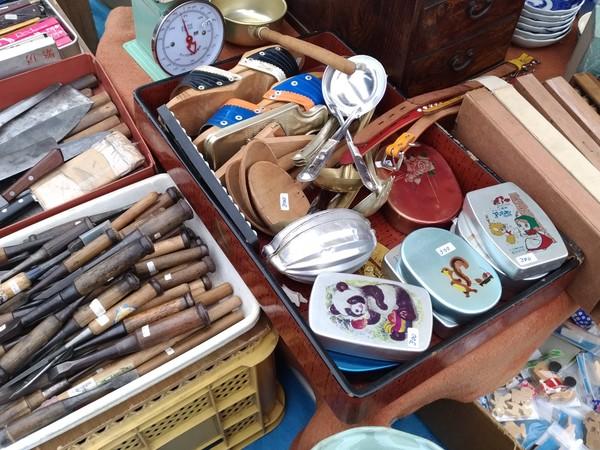 昔の道具類