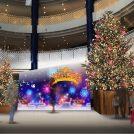 11/22(木)17:00から 港北 TOKYU S.C.「クリスマスツリー点灯式」