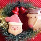 サンタのクッキーでほっこりクリスマスを♪【泉中央】