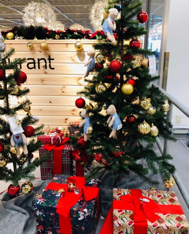 ウキウキのクリスマスシーズン到来!!IKEA神戸に行って来ました