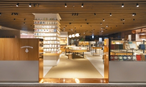 日本独特の美意識が感じられる店舗デザイン