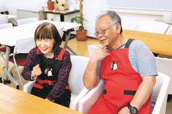 西村淳さん みゆきさん夫妻