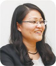 松前葉子さん