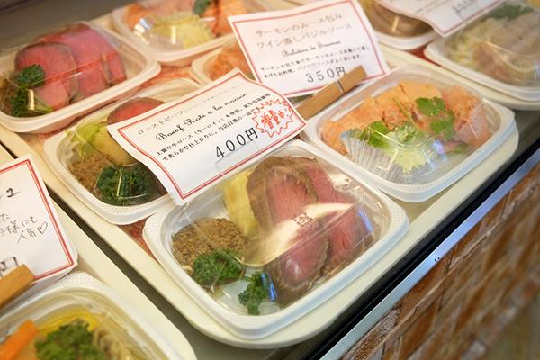 お惣菜DSCF6895