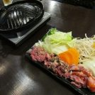 貴重な生ラム肉など北海道の味そのまま!ジンギスカン「七福」@青梅