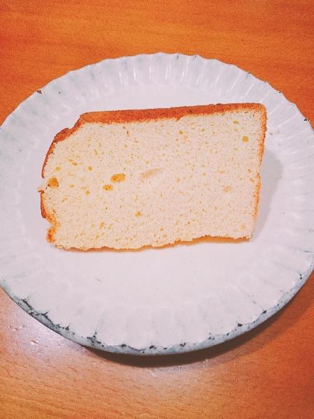 乳製品不使用チーズケーキシフォン