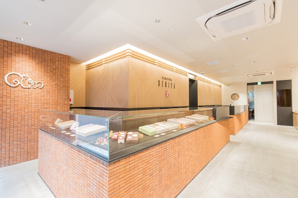 【開店】「クルミッ子」のカフェ併設!鎌倉紅谷本店がリニューアル