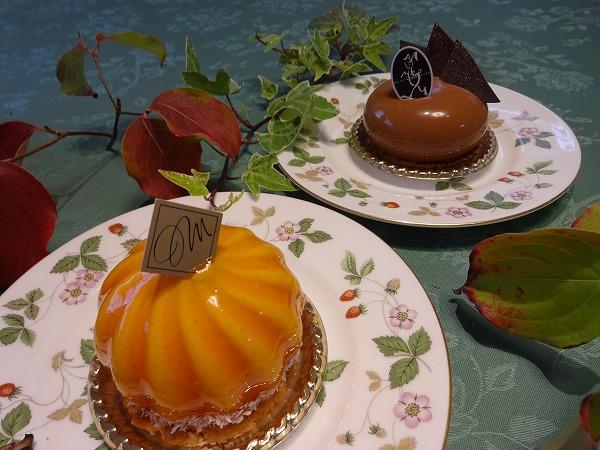 11月「ムッシュマキノ箕面店」オープン!ツヤツヤのムースやXmasケーキも!