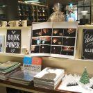 図書館がテーマのブックカフェ。ゲートタワーモールの「アライブラリー カフェ&ブックス」