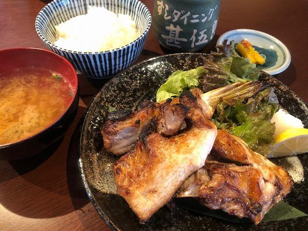 安くてうまい魚の定食なら藤沢南口「甚伍朗」