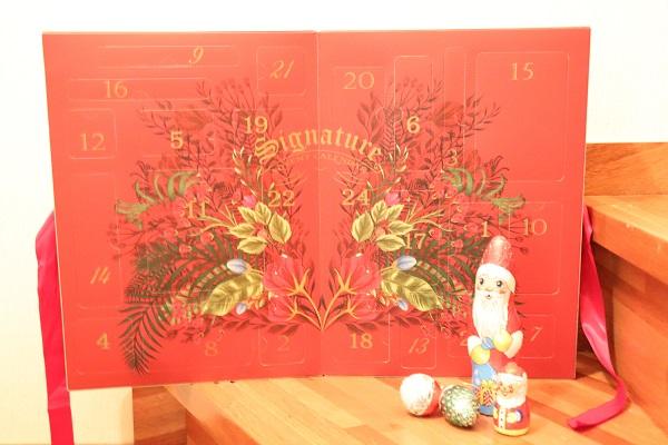 クリスマスコフレの季節!!サボンのアドベントカレンダーをゲット!!