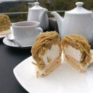 絶景テラス席で人気の和栗モンブランを堪能「ル・ミリュウ鎌倉山」