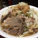 二郎系ラーメンは野菜たっぷり意外とヘルシー!?「立川マシマシ」@国分寺