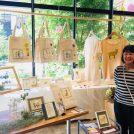 イオンモール岡山ハレマチ特区365ギャラリー オトナ女子にお勧め作品展