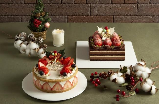 ギルトフリーなクリスマスケーキはチャヤマクロビで☆