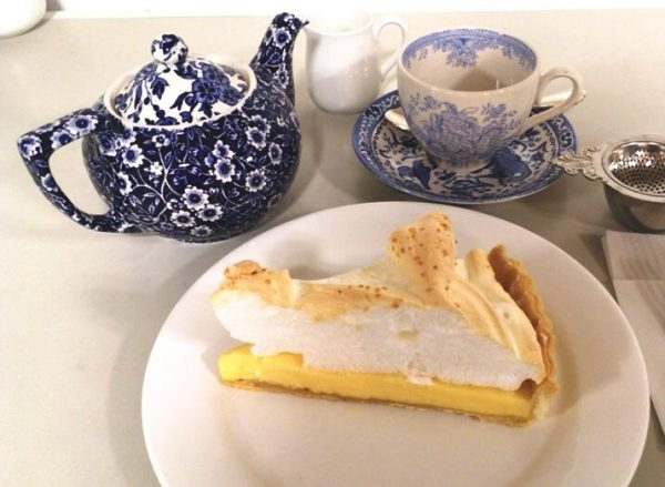絶品の【レモンメレンゲパイ】リベンジで食べられました♫