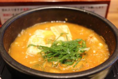 【開店】11/6開店!関西で話題のカルビ丼とスン豆腐専門店