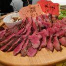 ビストロ ゾンビーズ 氷温熟成仕込み方法のお肉が激うま!