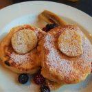 【青山】神宮外苑いちょう並木沿いでパンケーキ「ロイヤルガーデンカフェ」