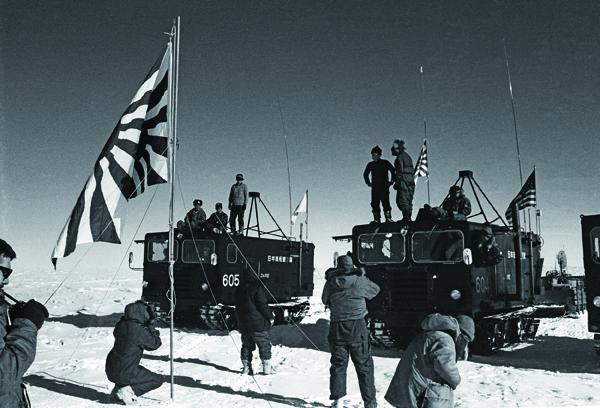 企画展「南極観測60年」開催中!南極ならではの風景や動植物を見よう