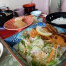 季節のフルーツ食べ放題!1,050円の温泉付きランチ!!@にぎたつ会館