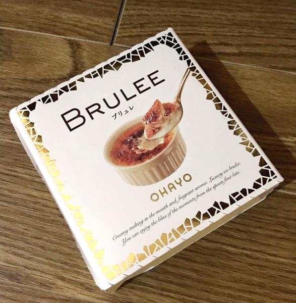 アイスなの?ケーキなの?全国で再販中!オハヨー乳業のアイス「BRULEE(ブリュレ)」