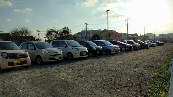 Shiseikinen_parking