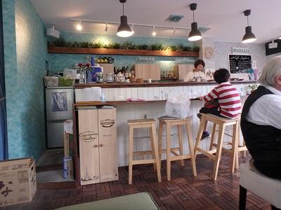 阪急御影駅前の素敵カフェ「マハロ」の季節の日替わりケーキが楽しみ♪