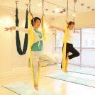 初心者も簡単!空中ヨガでリラックス&体幹を鍛えて理想のスタイルへ「砂月トレーニングスタジオ」