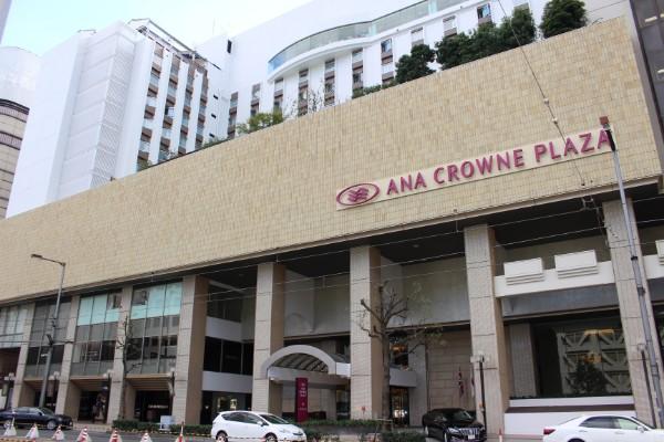 リニューアル・松山全日空ホテルがリブランド「ANAクラウンプラザホテル松山」に