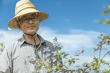 農業倶楽部・農家のすずきさんち・鈴木康正さん