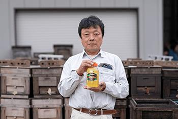磐梯養蜂場・鈴木賢昭さん