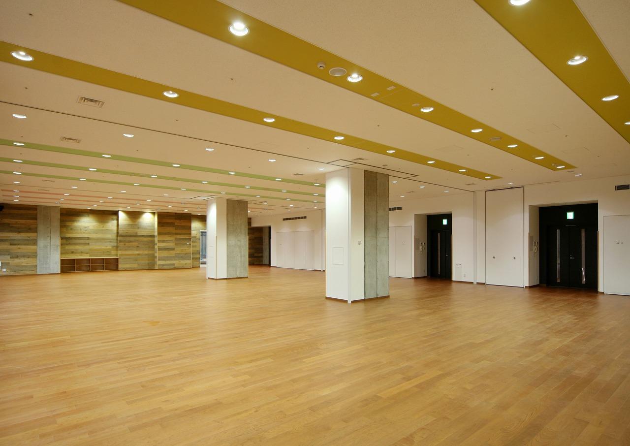 042 1階多目的ホール・オープンスタジオ