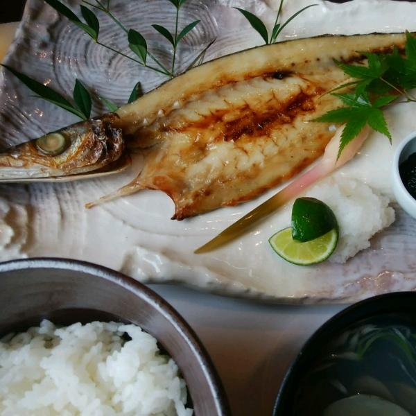 伊豆の新鮮なお魚がランチでお得にいただける和食の「福豆」 中央林間