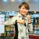 TEAM10COUNT所属 女性プロボクサー 松田恵里さん