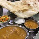 平日満席!ランチ終了間際に入店♪地元で人気の本格インド料理「アルナーチャラム」