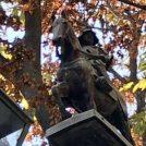 仙台市民お馴染みの待ち合わせのシンボル「伊達政宗公騎馬像」に会いたい!