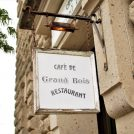 【那須塩原市】元銀行の大正ロマンあふれるお洒落カフェ。カフェ・ド・グランボワ