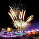 【12月22~25日】かのやばら園を彩るイルミネーションと花火ショー!ステージショーも開催