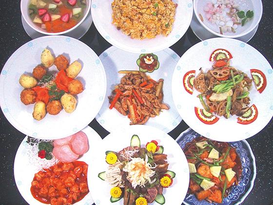 冬を満喫!リビングかごしま特選グルメガイド「中国料理美華園」宴席を彩る中華料理が好評!