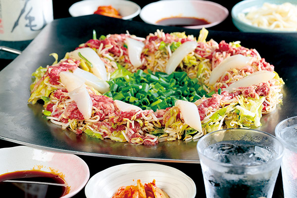 冬のおいしいが満載!リビングきりしまグルメガイド「炊き肉 牛ちゃん 霧島店」